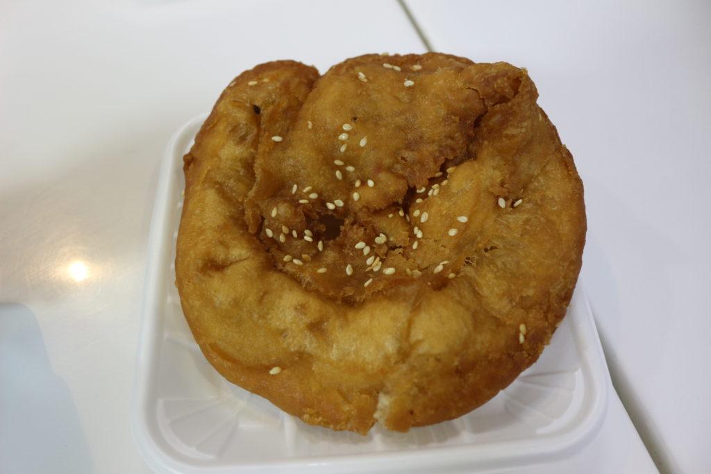 揚げパン(中華式)です。