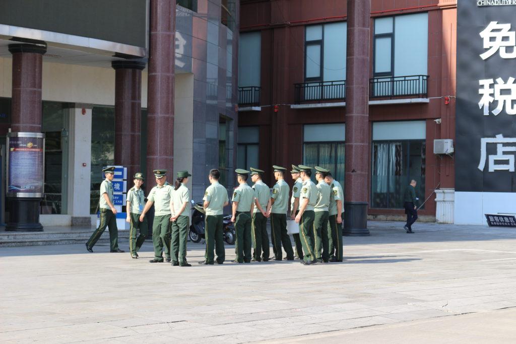 中国の公安
