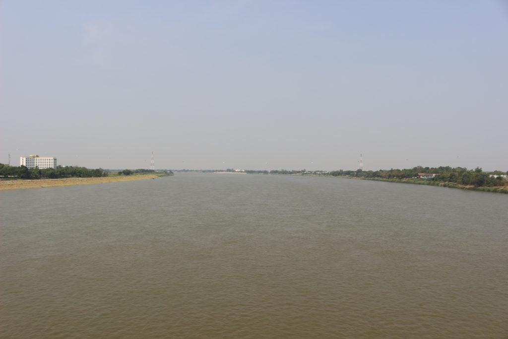 メコン川の様子