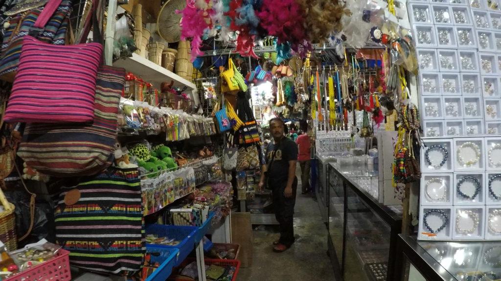 Handicraft Marketの様子