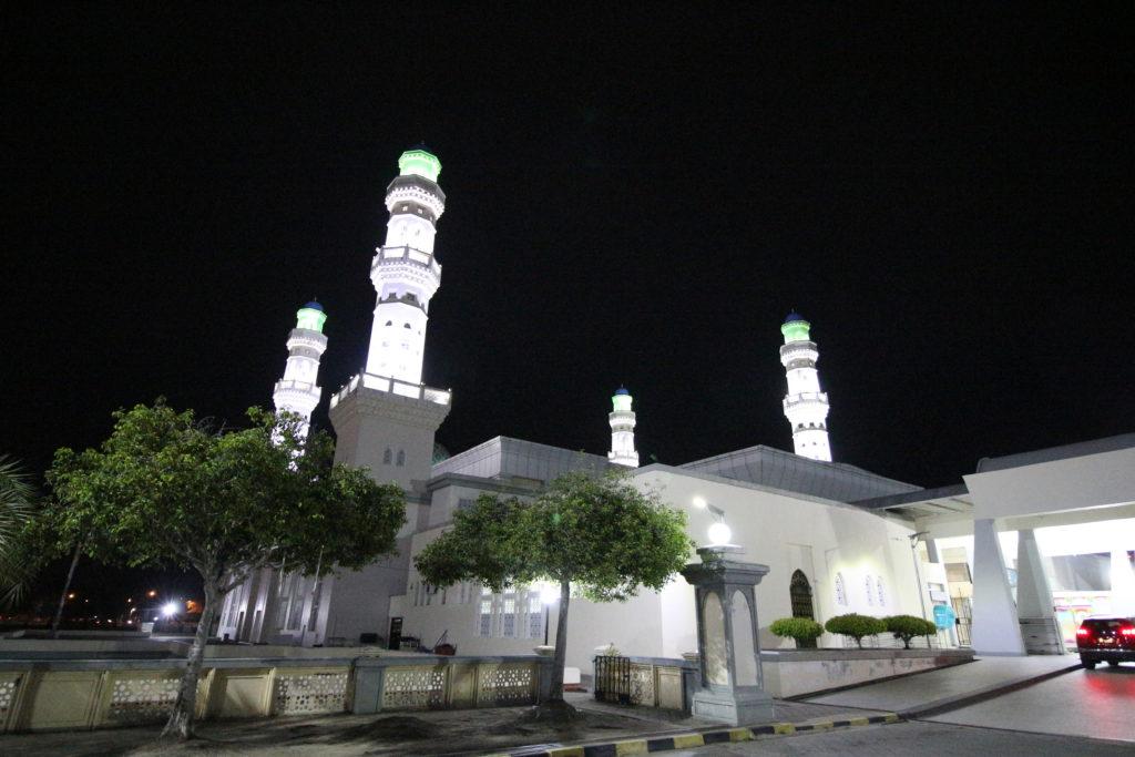 市立モスクの外装