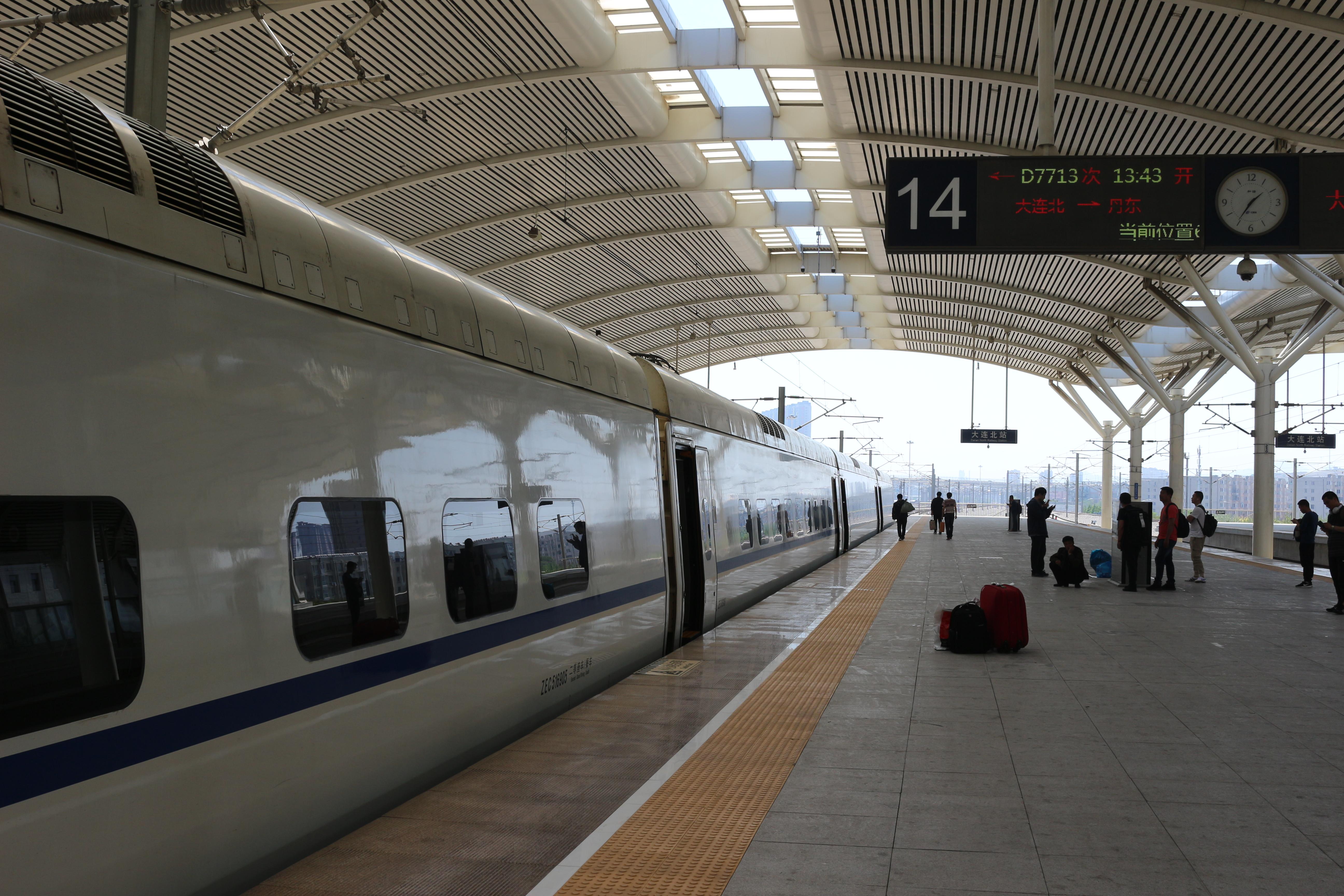 中国の高速列車