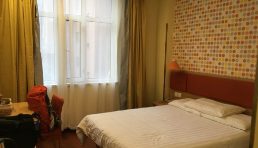 中国の琿春(こんしゅん)で宿泊したホテル|如家酒店(Home Inn)