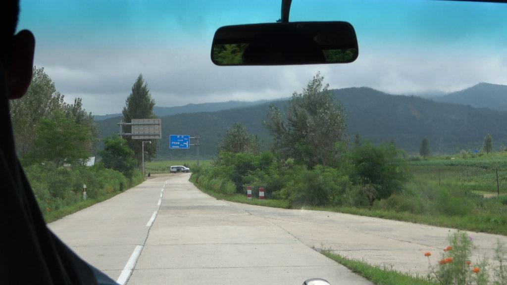 車窓からの景色②
