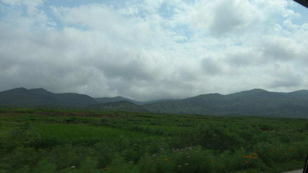 車窓からの景色④