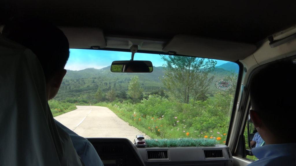 車窓からの景色③