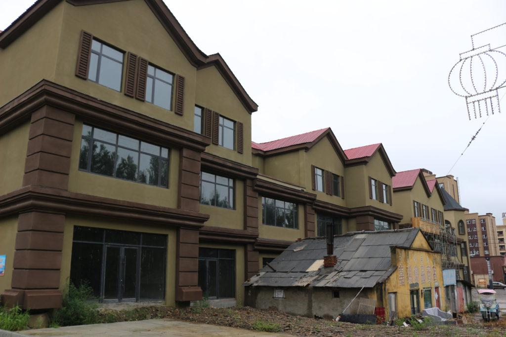 ロシア風の建造物