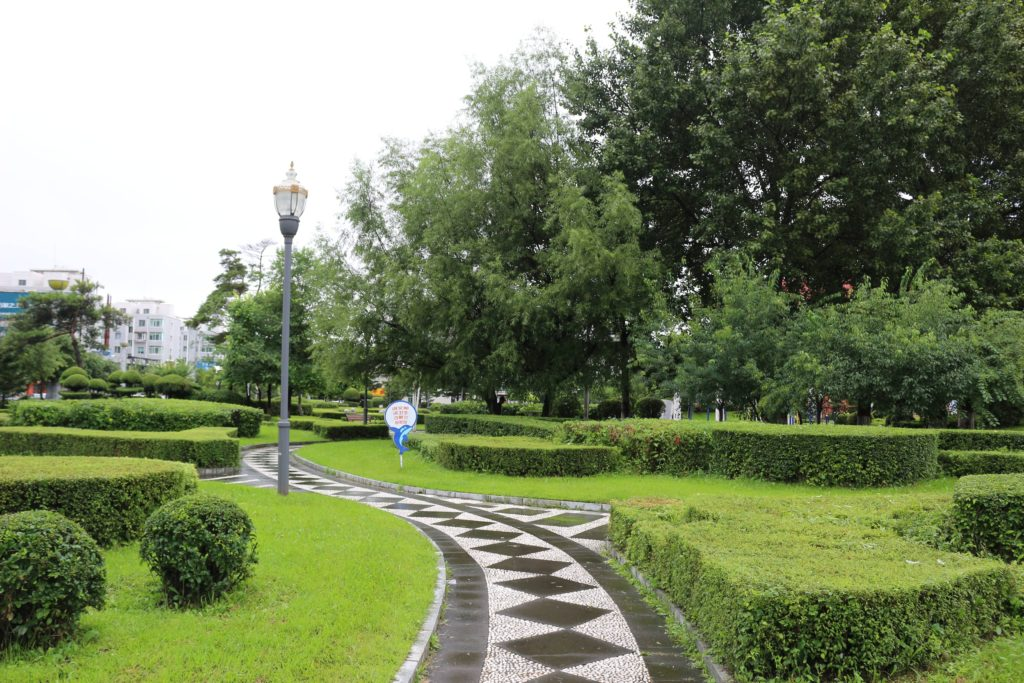 緑溢れる市民公園