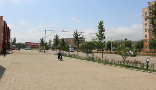 中朝露3カ国周遊旅行④|図們江を渡り北朝鮮へ