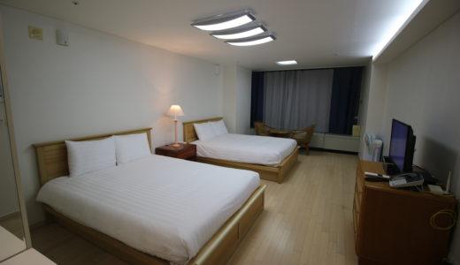 韓国の仁川国際空港で宿泊したホテル|クラウンカプセルホテル
