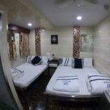 重慶マンションの和平賓館(ピースゲストハウス)で宿泊した部屋