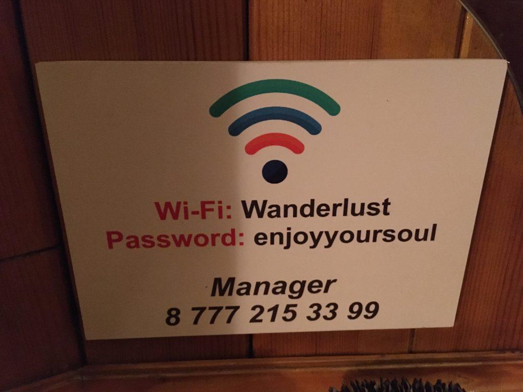 無料Wi-Fiが使えます