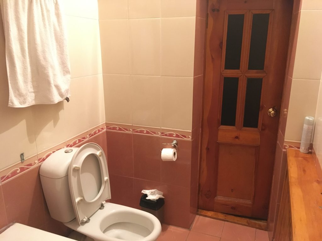 バスルーム兼トイレ