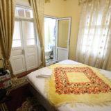宿泊した部屋
