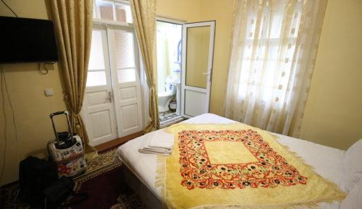 ウズベキスタンのサマルカンドで宿泊したホテル|REGISTAN CENTER
