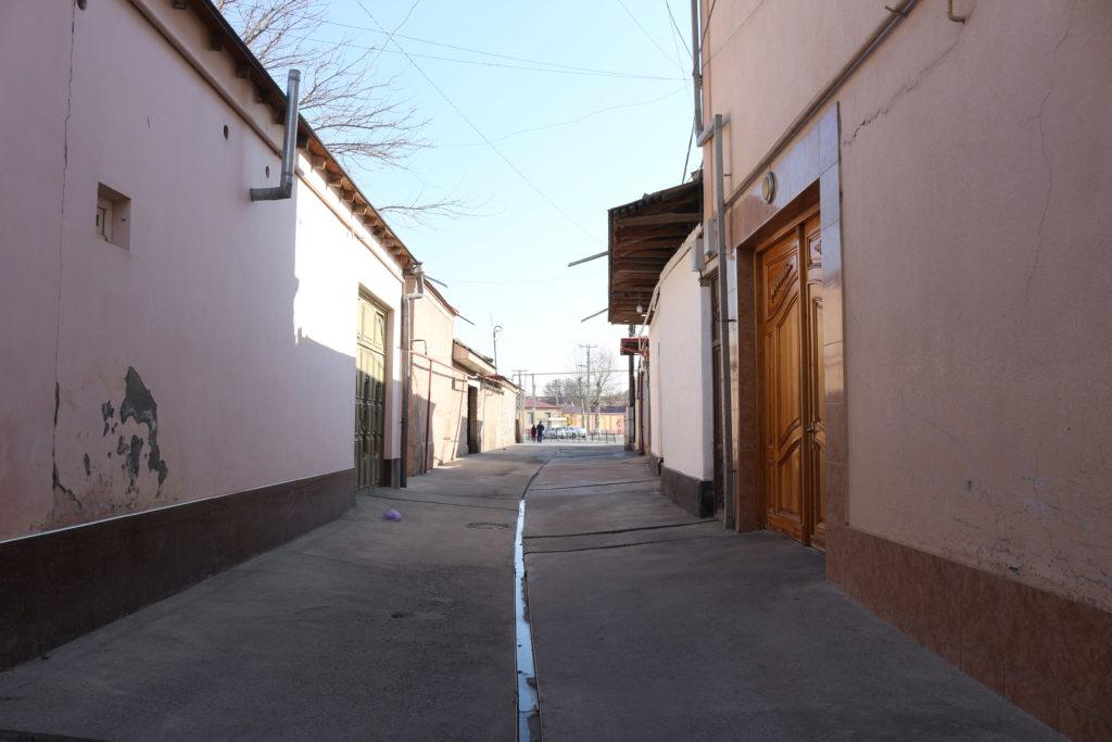 周辺の住宅地