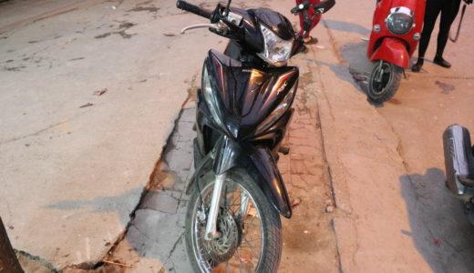 バイク天国ベトナム・ハノイでレンタルバイク体験