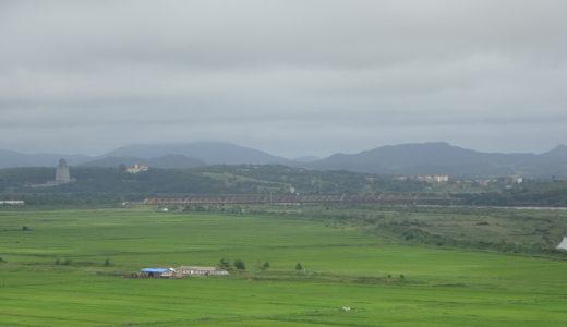 中朝露3カ国周遊旅行⑦|北朝鮮からロシアへ国際列車で出国