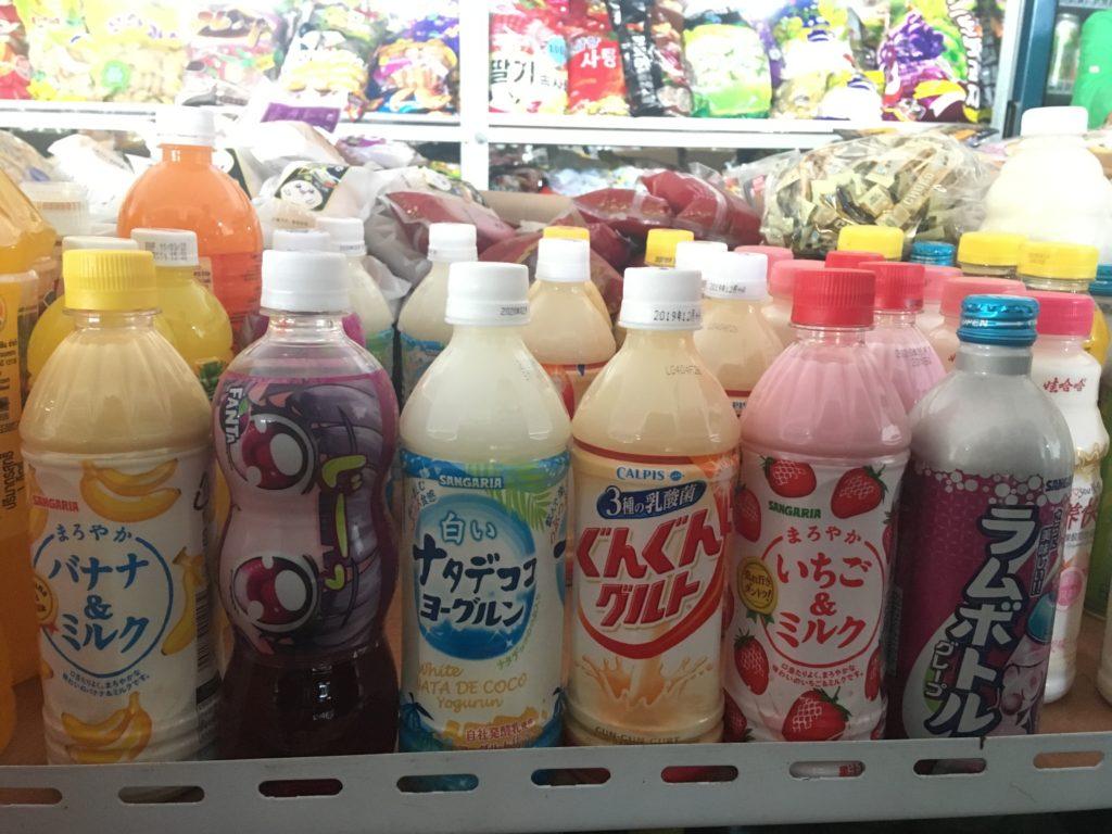日本の飲料水