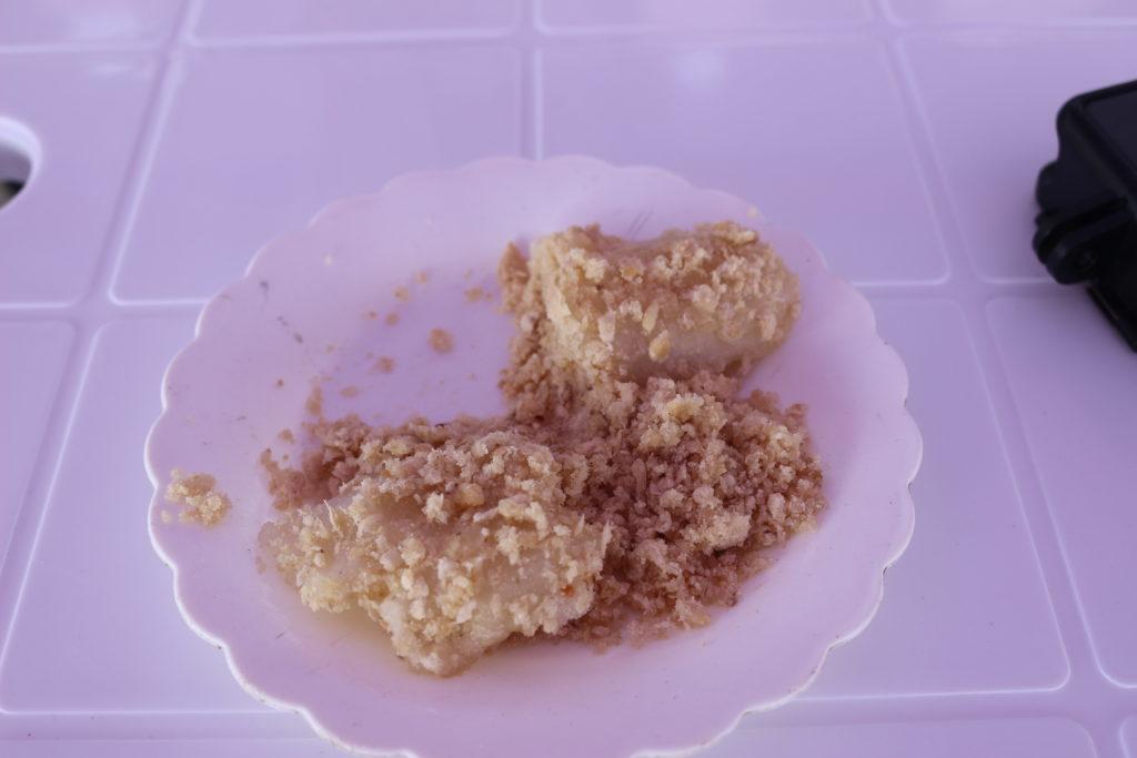 北朝鮮の餅