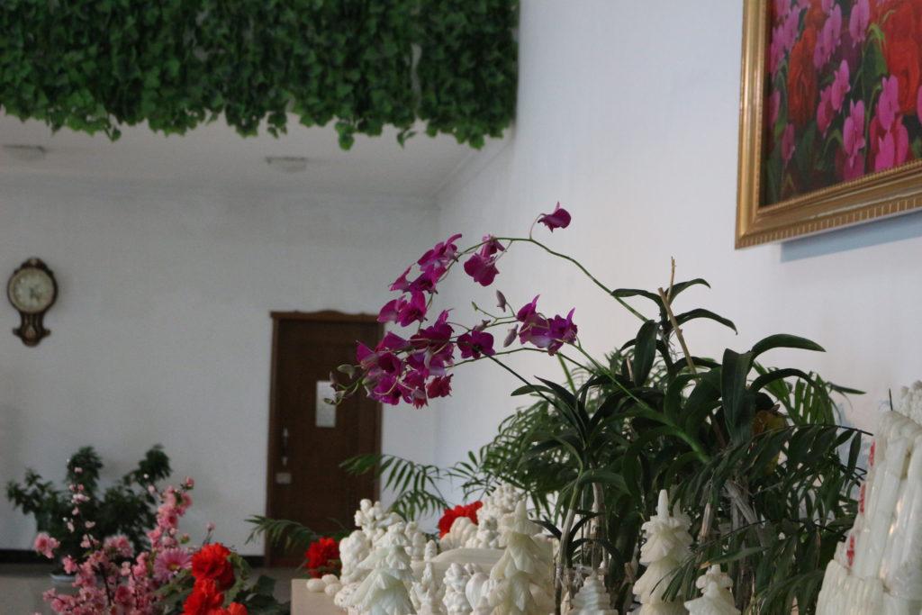 金日成の花