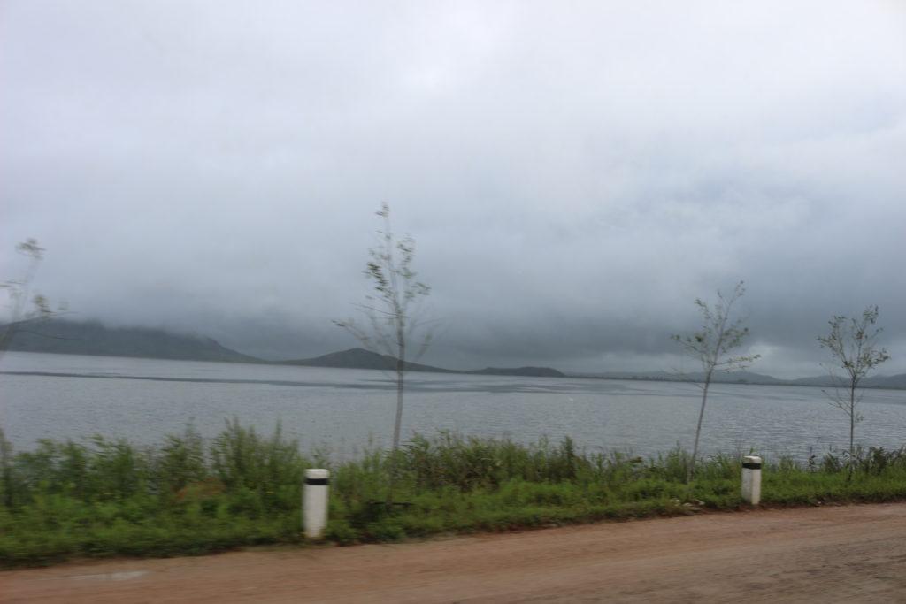 北朝鮮で一番大きい湖西潘湖