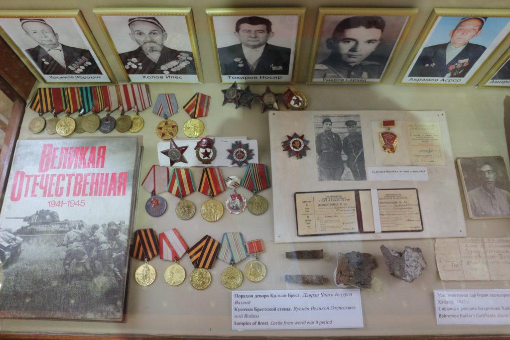 博物館の展示品