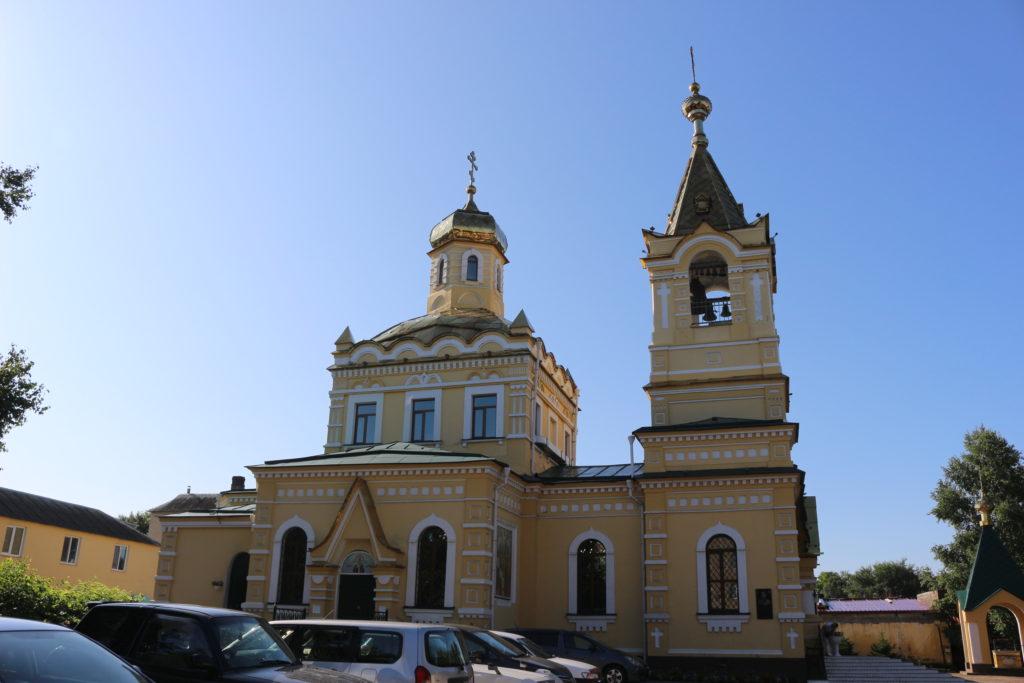 フラム・ポクロヴァ・プレスヴャトイ・ボゴロジツィ教会